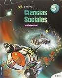Ciencias Sociales 5º Primaria (R. de Murcia) (Superpixépolis) - 9788426393852