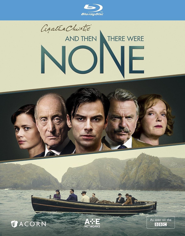 & Then There Were None Edizione: Stati Uniti Italia Blu-ray: Amazon.es: Aidan Turner, Maeve Dermody, Charles Dance, Aidan Turner, Maeve Dermody: Cine y Series TV