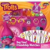 Cra-Z-Art Trolls Hug Time Friendship Watches Building Kit