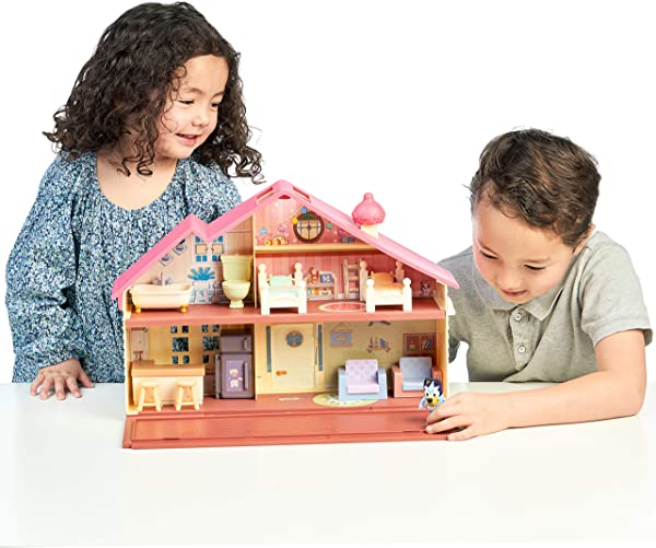 Bluey Family Home Playset toy for kids