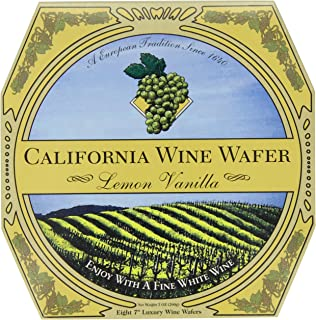 product image for California Wine Wafer, Lemon Vanilla, 7-Ounces Boxes (Pack of 3)