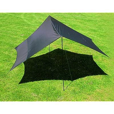 Euro trail campingbedarf tarp morgan - 22251 voile d'ombrage