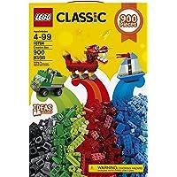 LEGO Classic  Creative Building Blocks For Kids ,Multi Color (890 pcs) 10704