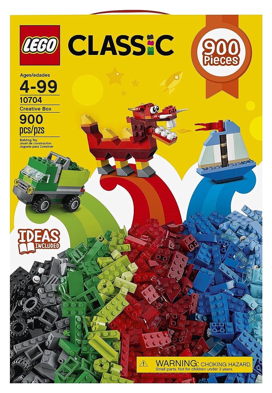 Lego Grande Boîte De Constructions Jouet, 10704, Multicolore LEGO SA