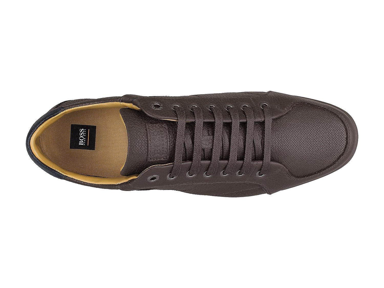 Boss Green Saturn/_lowp/_neo Mens Sneakers Brown