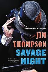 Savage Night (Mulholland Classic) Kindle Edition