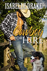 Cowboy for Hire Kindle Edition