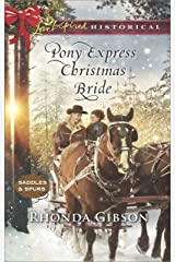 Pony Express Christmas Bride (Saddles and Spurs)
