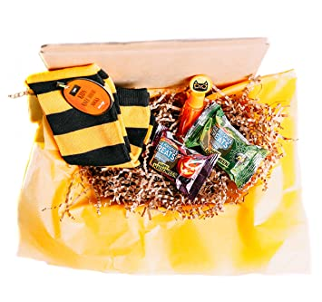 Gifted Halloween Gift Baskets For Kids Socks Bubble Wand Rice
