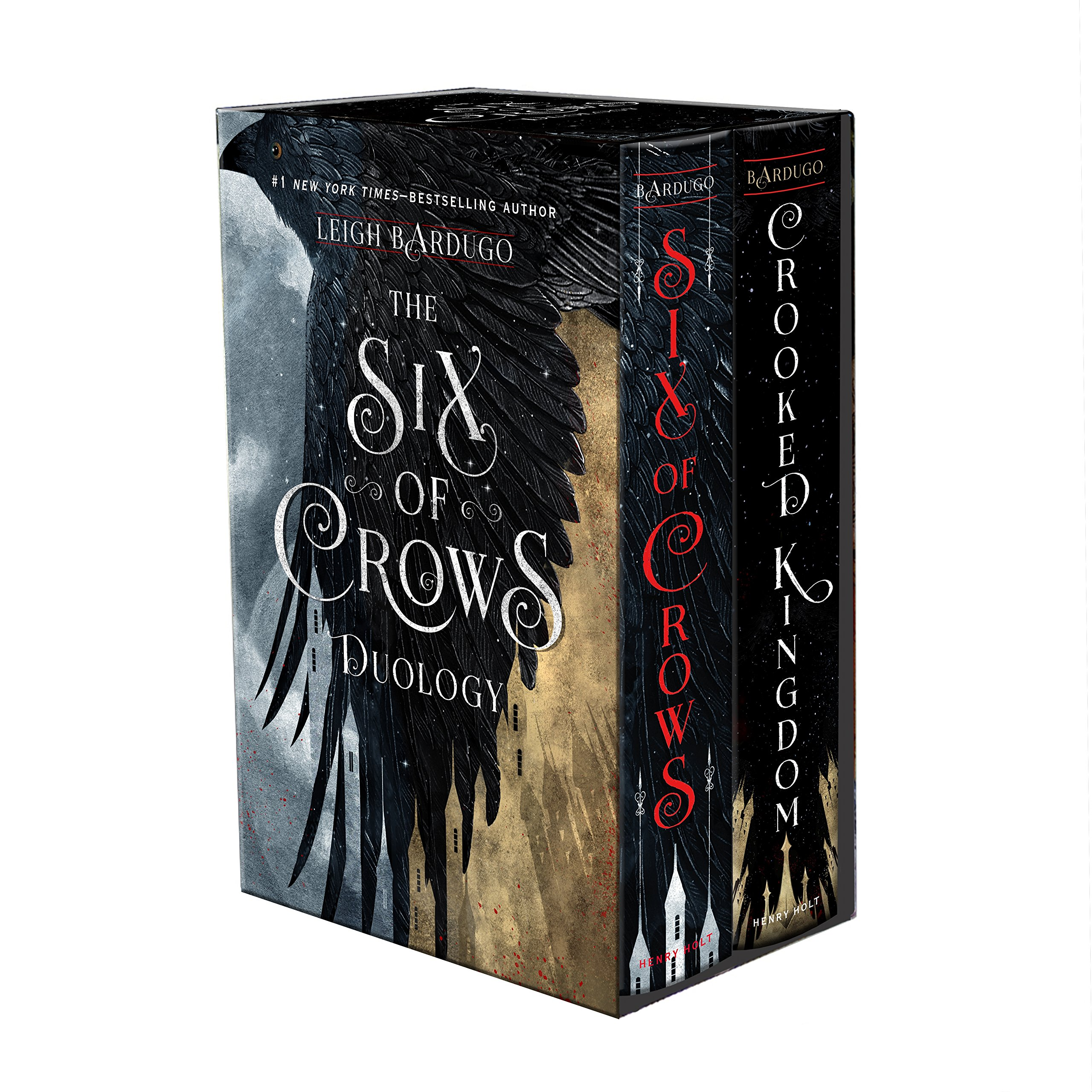 Afbeeldingsresultaat voor six of crows books