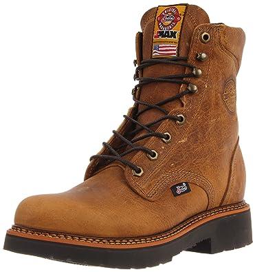 f089ae68c Amazon.com: Justin Original Work Boots Men's J-Max Work Boot: Shoes
