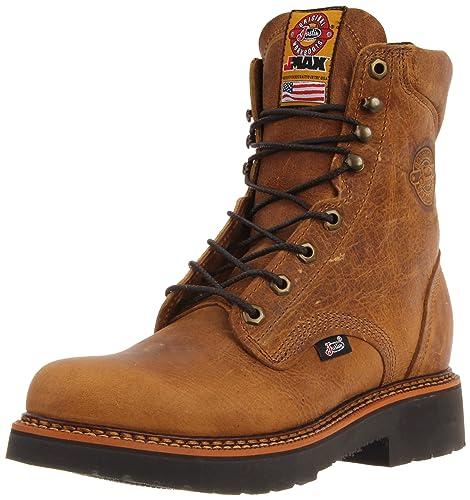 e146df7394f Justin Original Work Boots Men's J-Max Work Boot