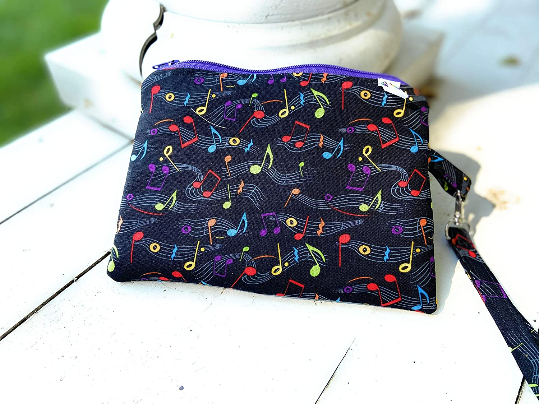 Essential Oil bag storage case Wristlet Clutch with Credit Card Slots cash slots pockets for roller bottles