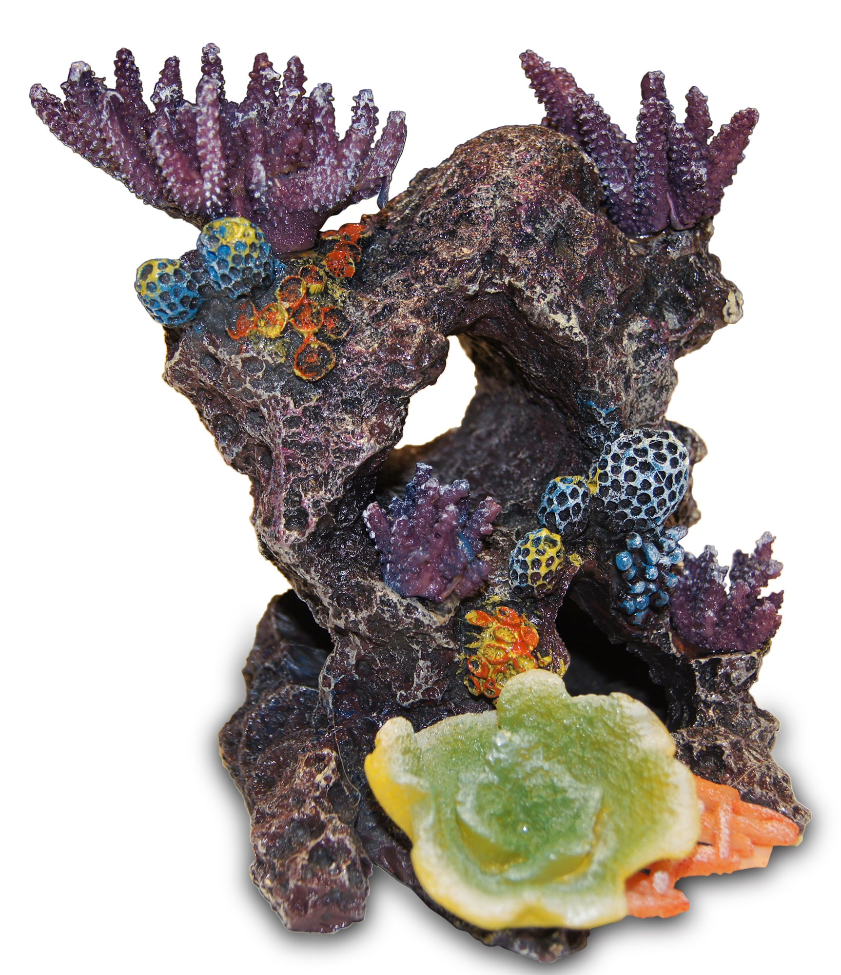 Medium Coral Aquarium Ornament Coral 1 by Top Fin