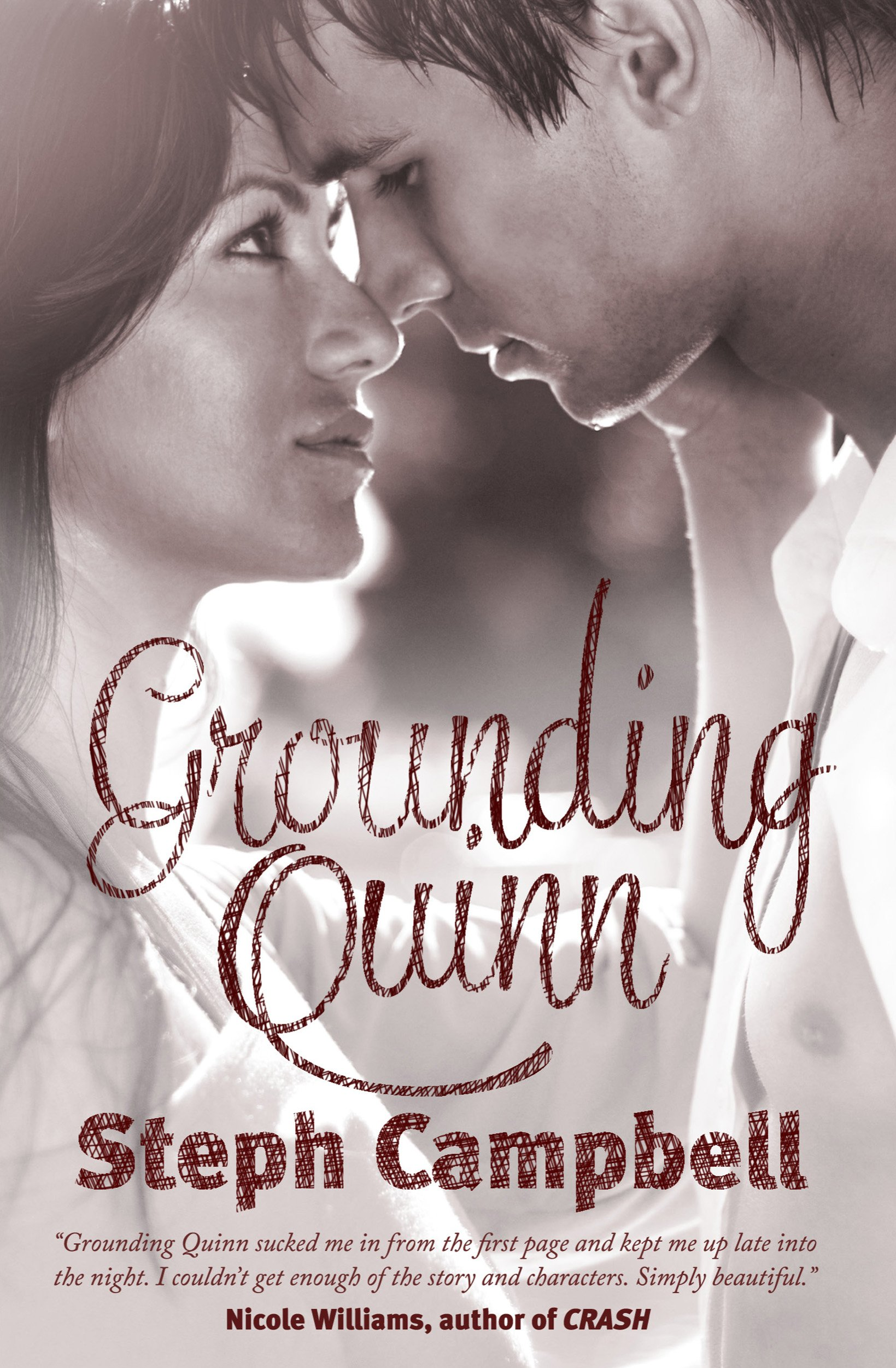Read Online Grounding Quinn pdf epub