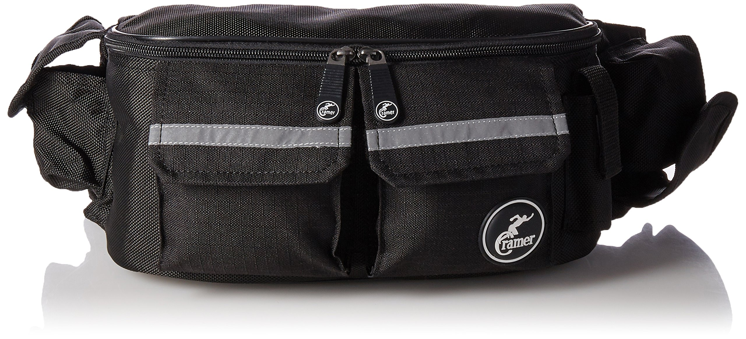 Cramer Deluxe Fanny Pack for Athletic Trainers, Complete Athletic Training Kit Waist Bag With Quick Access Pockets, Lightweight Option Carries AT Essential Supplies, Including Tape and Scissors, Empty by Cramer