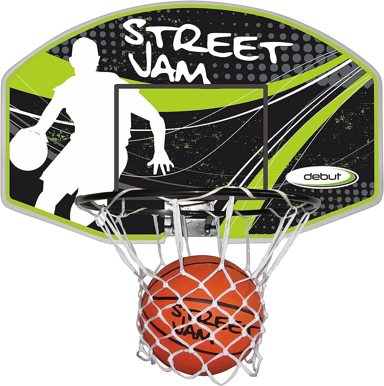 Tablero, canasta y balón de baloncesto (1401AS-01): Amazon.es ...