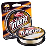 Berkley Trilene TransOptic Fishing Line, Clear Gold - 220 yd