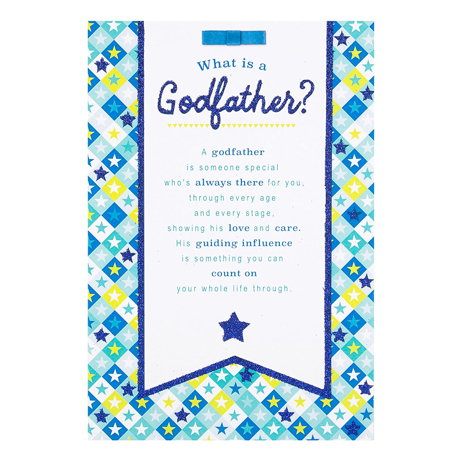 Hallmark Godfather Father's Day Card Always There - Medium
