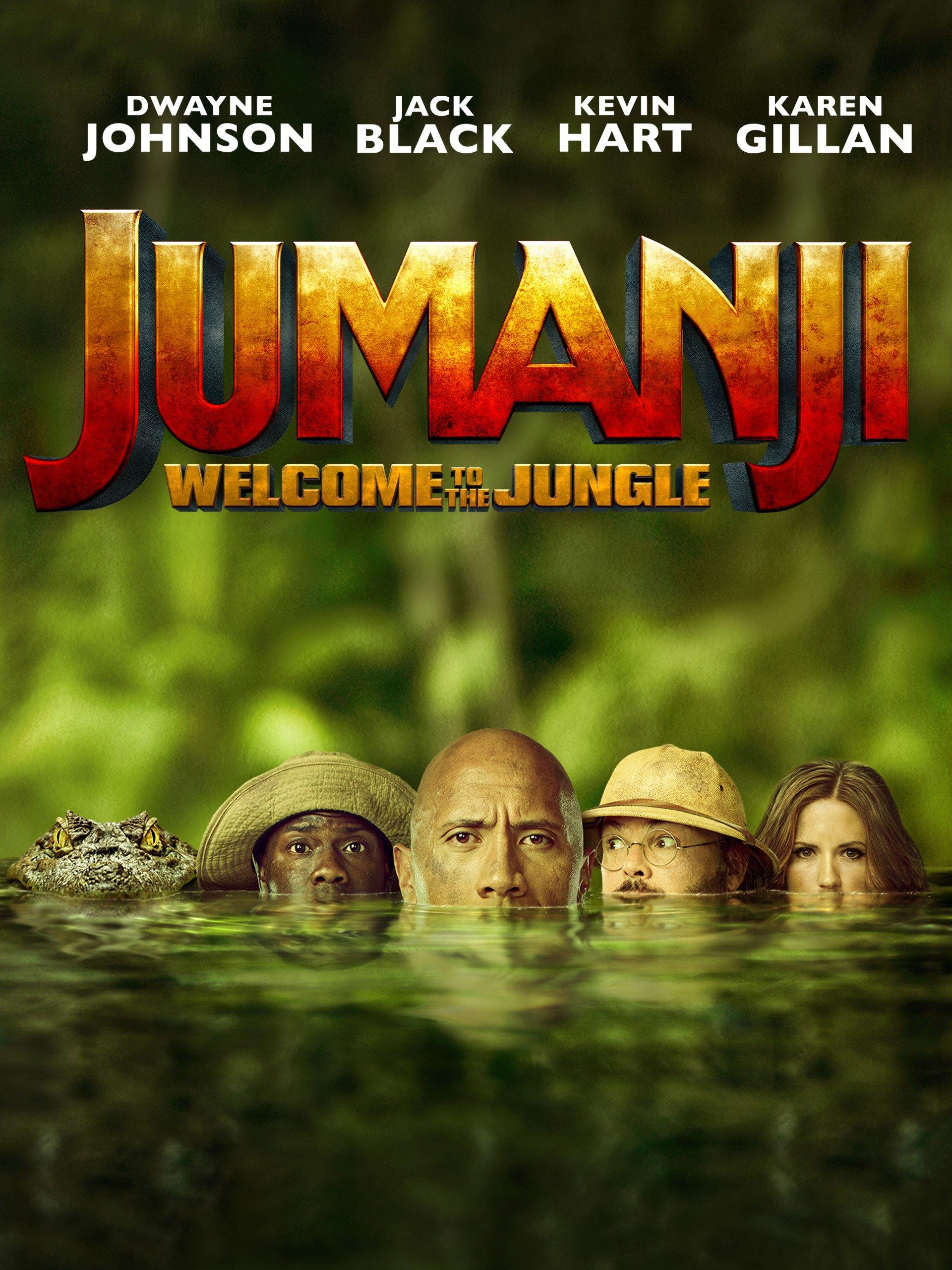 Amazon com: Watch Jumanji: Welcome To The Jungle | Prime Video