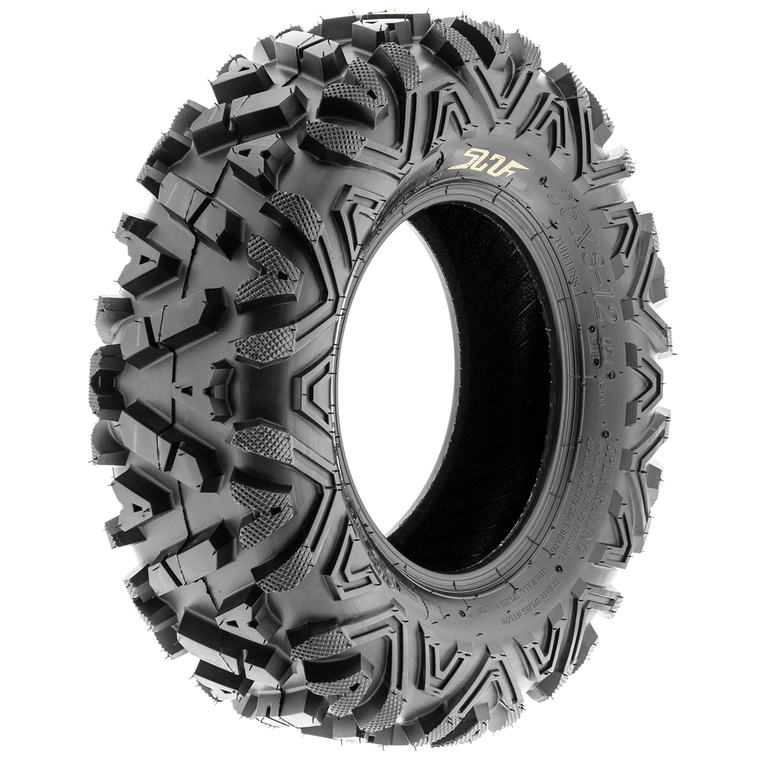 SunF A033 Power.I 24x9-11 ATV UTV Tire All-Terrain Off-Road, 6 PR, Tubeless