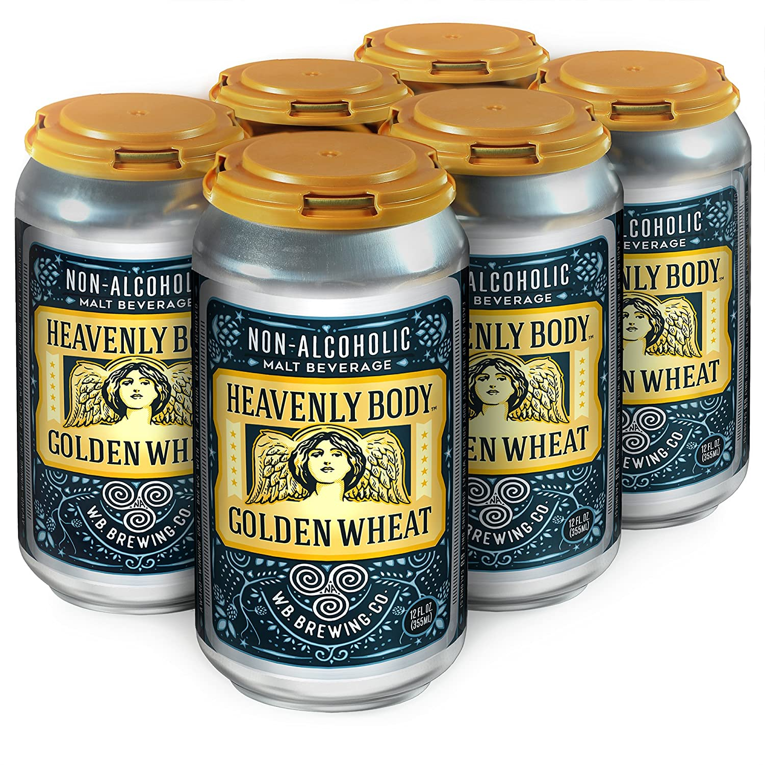 The Wellbeing Brewery's Heavenly Body Beer travel product recommended by Tom Hallett on Pretty Progressive.