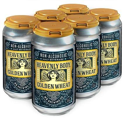Bienestar Brewing Co. Cerveza artesanal no alcohólica, baja ...