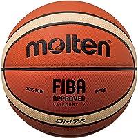 Molten X-Series Bola de Baloncesto, para Interiores y Exteriores, Aprobado por la Fiba - BGMX