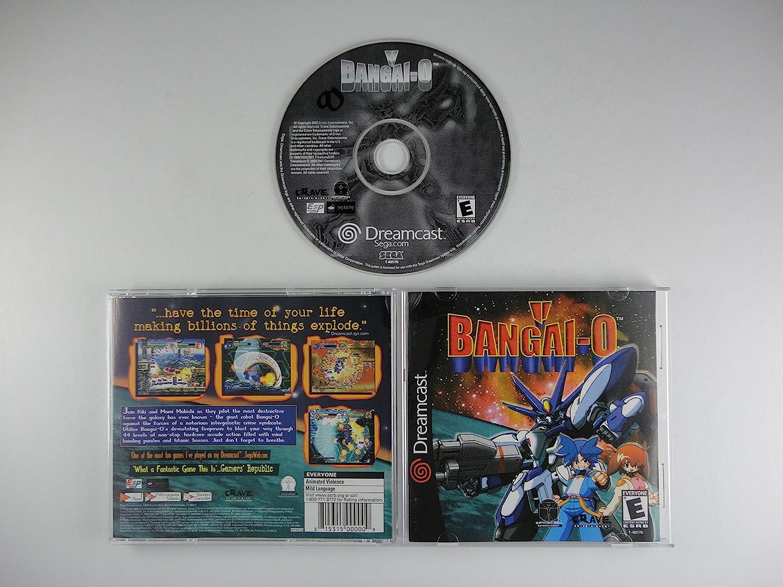 Amazon com: Bangai-O - Sega Dreamcast: Sega Dreamcast: Video