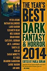 The Year's Best Dark Fantasy & Horror, 2014 Edition Kindle Edition