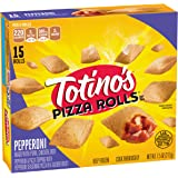 Totino's, Pizza Roll Pepperoni And Cheese, 7.5 oz (Frozen)
