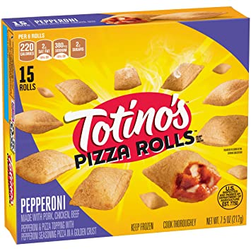 How to make pizza rolls crispy in microwave
