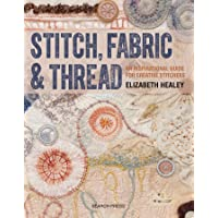 Stitch, Fabric And Thread