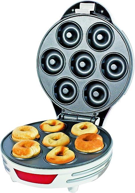 Ricetta Donuts Con Piastra Elettrica.Ariete 189 Donuts Cookies Amazon It Casa E Cucina