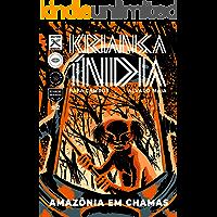 Kriança Índia: Amazônia em chamas