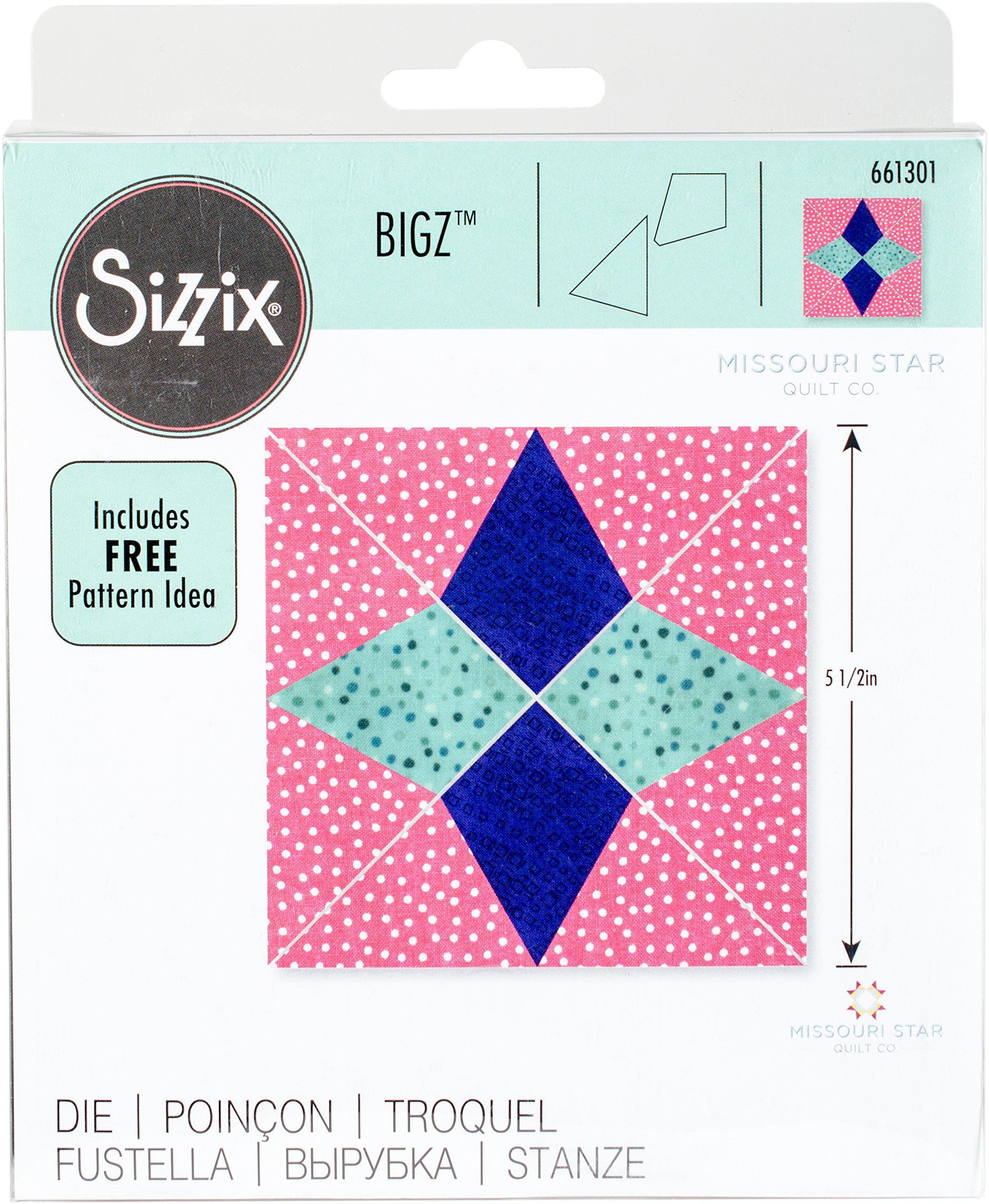 Sizzix 661301 Bigz Dies, Multicolor