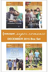 Harlequin Superromance December 2015 Box Set: An Anthology Kindle Edition