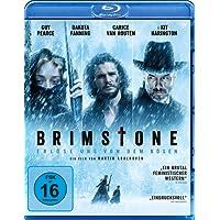 Brimstone [Blu-ray]