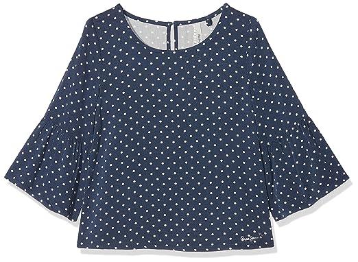 eb0b5a207 Pepe Jeans Girl s Trinity Jr Blouse  Amazon.co.uk  Clothing