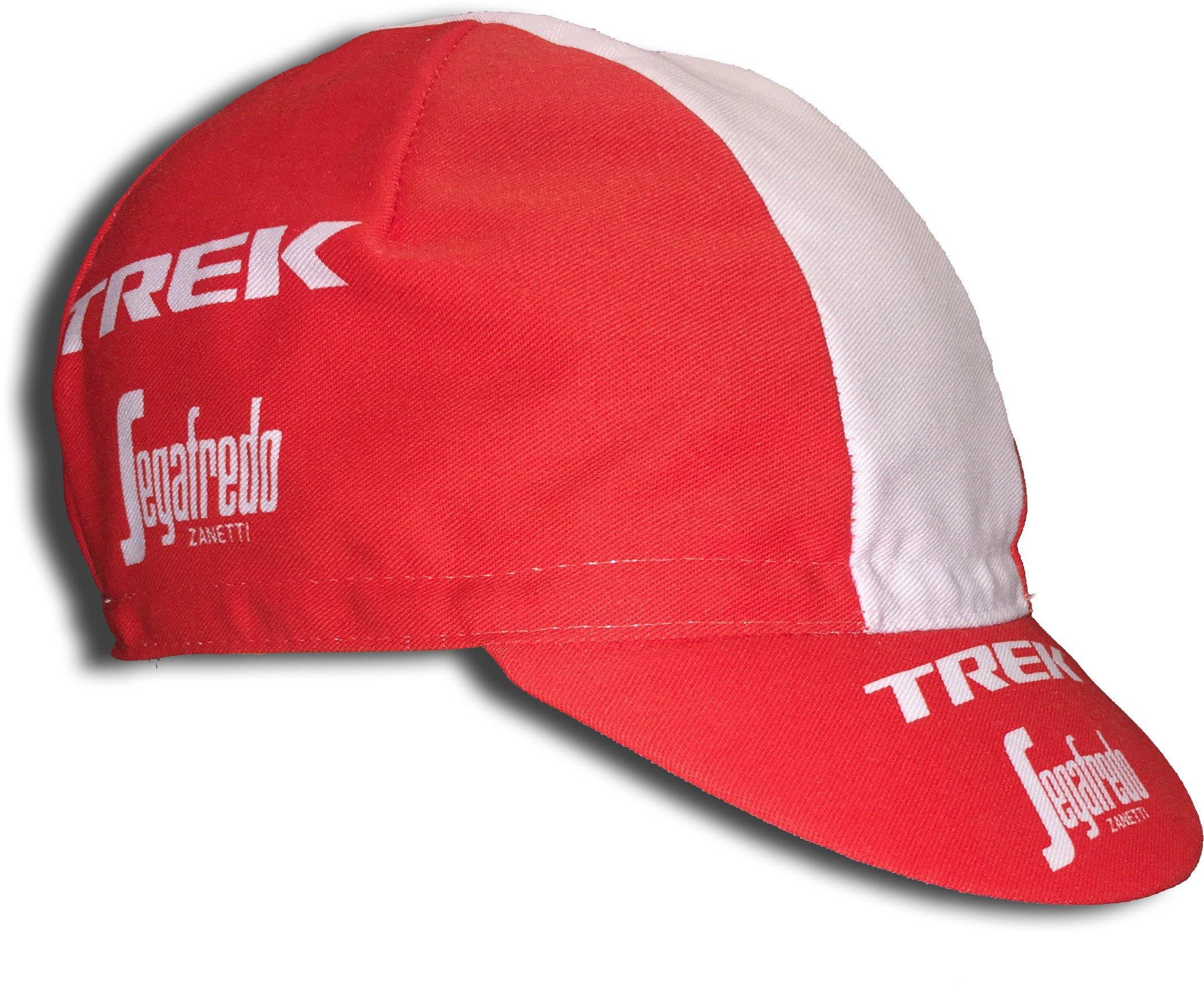 Retro Prestige Team Cycling Caps (Trek Segafredo)