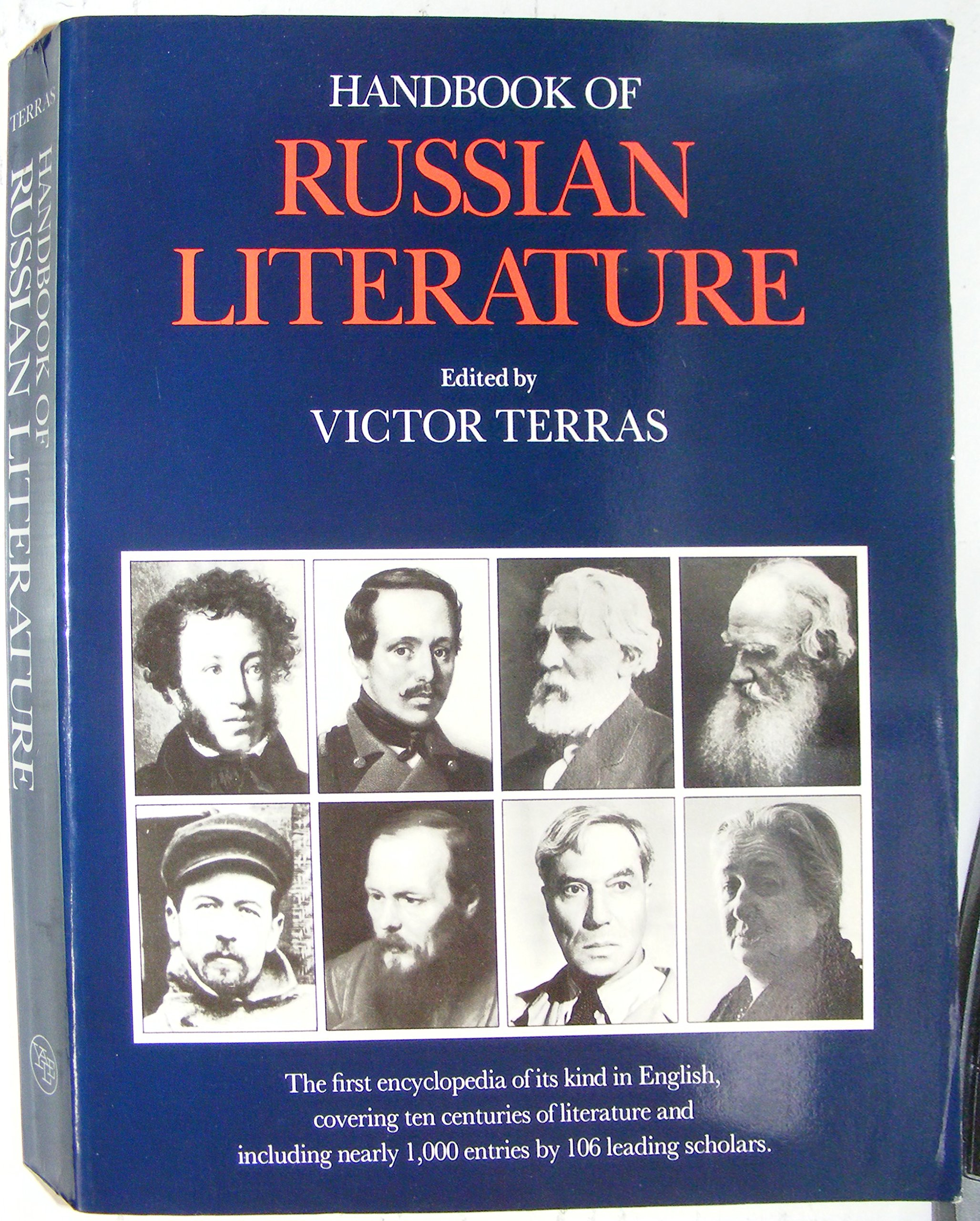 Russian Literature Scholars In
