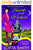 Speak of the Wicked (Paranormal in Manhattan Mystery: A Cozy Mystery Book 9)
