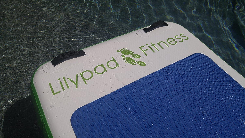 Amazon.com : Lilypad Floating Fitness Mat : Sports & Outdoors