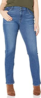 product image for James Jeans Women's Plus Size Straight Leg Hunter in Victory