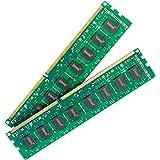 Intenso 5641162 16GB DDR4 Dual Channel Kit (2x8GB) Desktop Pro 2133MHz DIMM 288-Pin CL15