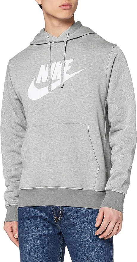 Nike M NSW Club Hoodie Po BB Gx Sweat Shirt Homme
