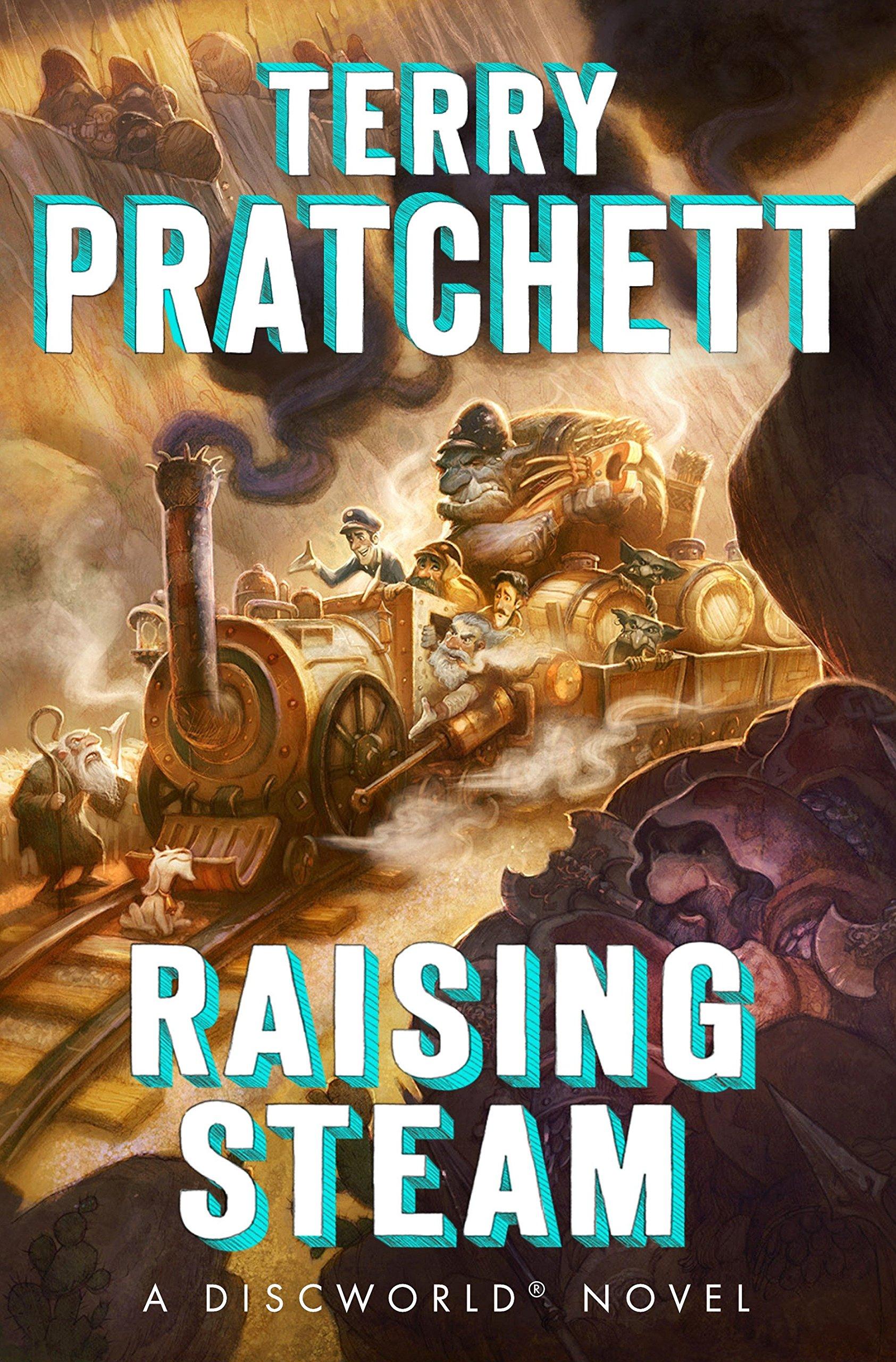 RAISING STEAM (Discworld): Amazon.es: Pratchett, Terry ...