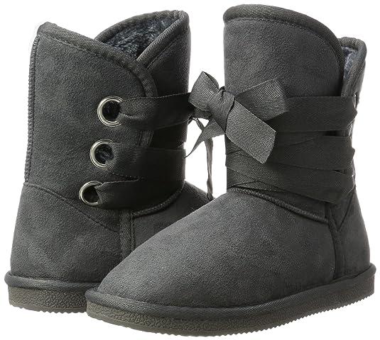 Fritzi aus Preussen Antke Fur Boot Tights, Botas Antideslizantes para Mujer, Negro (Black), 40 EU