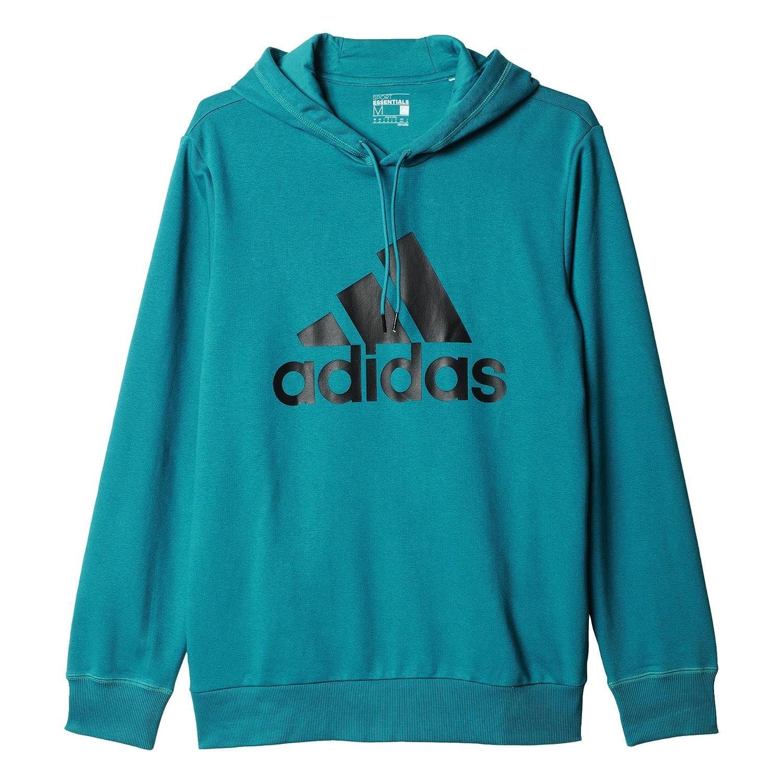 Adidas Herren Sweatshirt Logo Hood