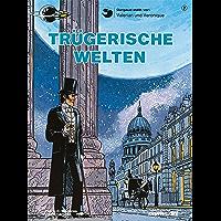 Valerian und Veronique 7: Trügerische Welten (German Edition) book cover